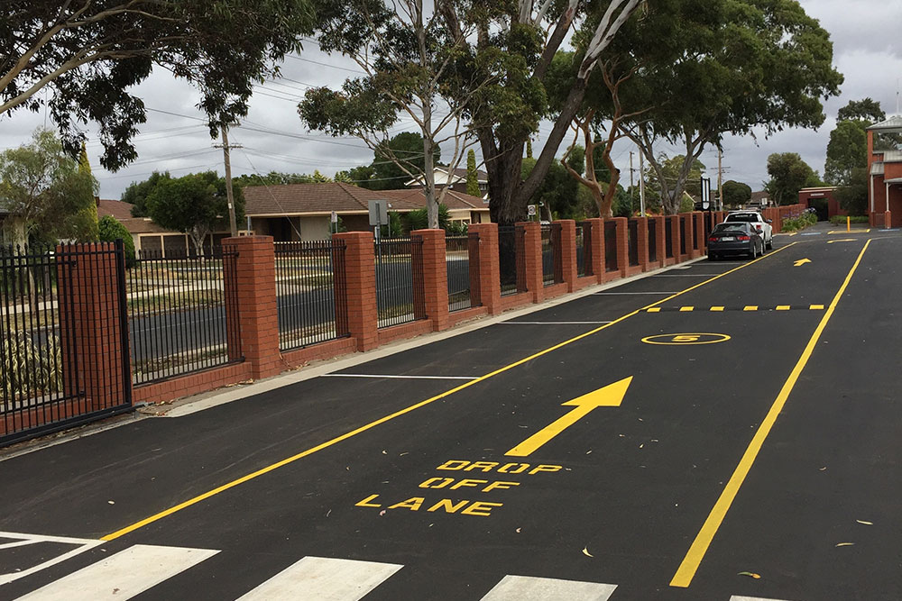 line marking services