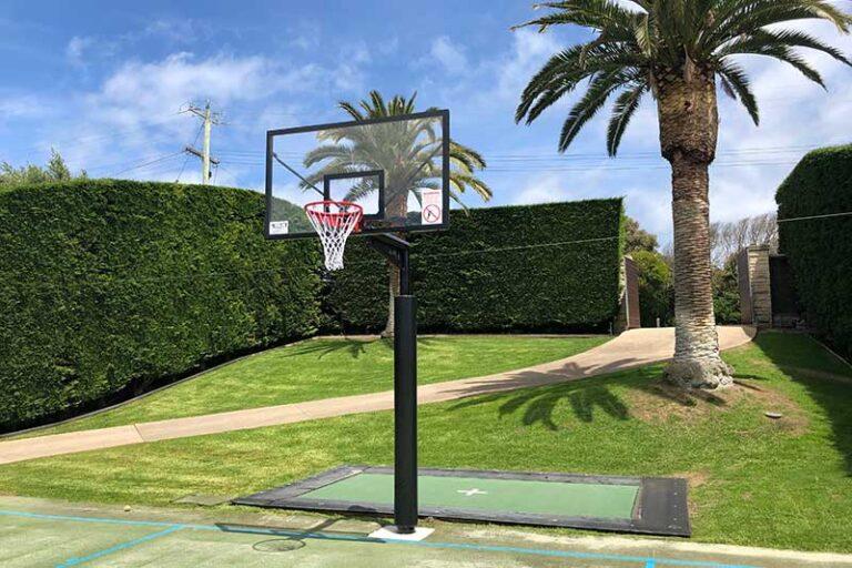 proclear basketball backboard