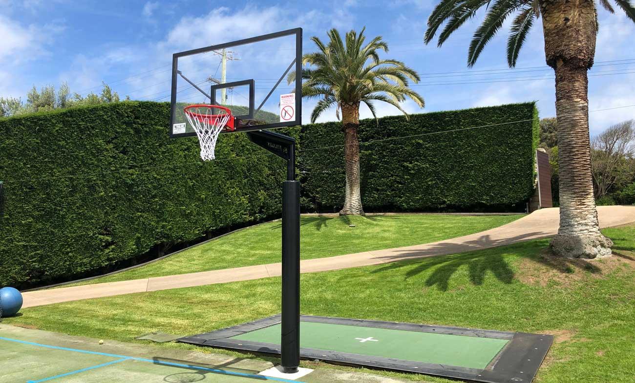basketball load testing melbourne