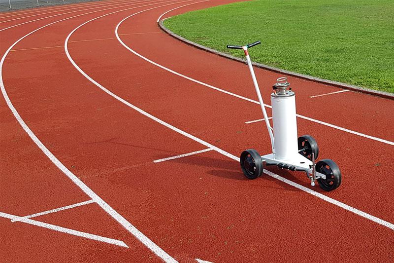sport field line marking melbourne